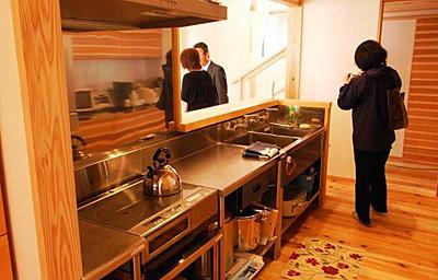キッチン用品を提供